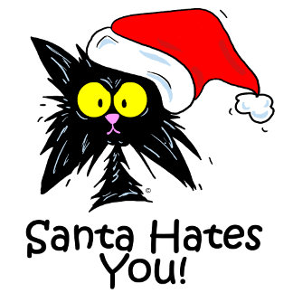 Santa Hates You