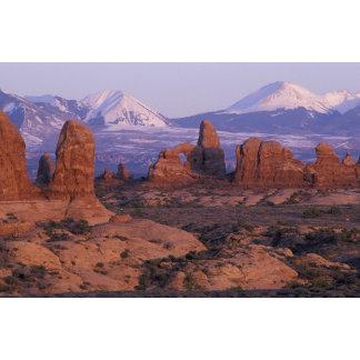 NA, USA, Utah, Arches National Park. Garden of