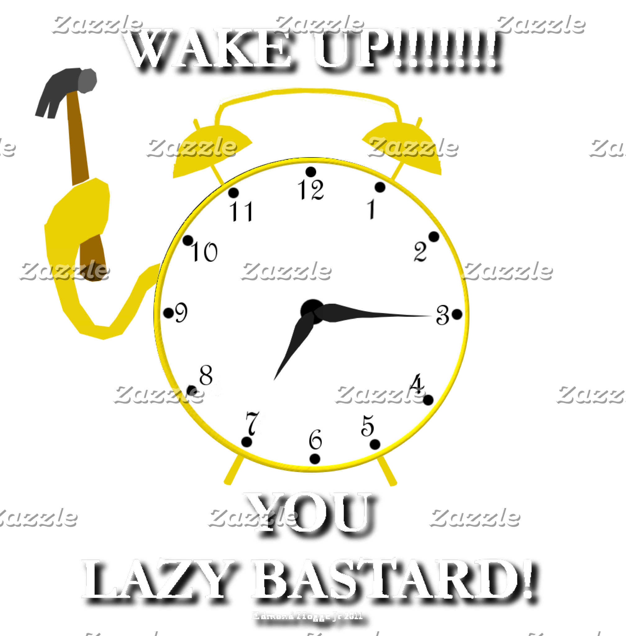 Alarm Clock Humor