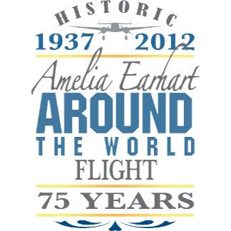 Amelia Earhart 75th Anniversary Flight