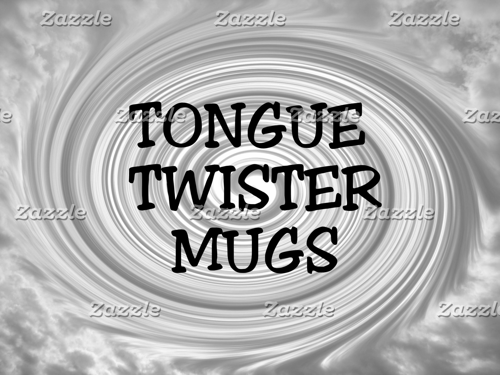 Tongue Twister Mugs