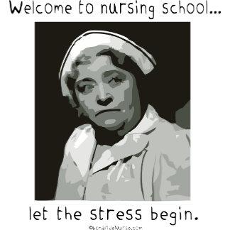 Welcome to Nursing School