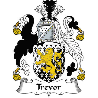 Trevor Family Crest