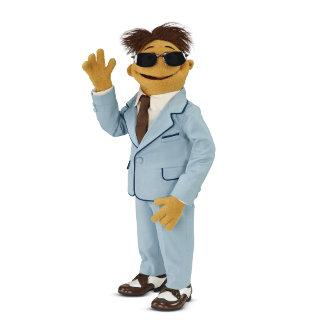 Walter wearing sunglasses