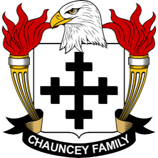 Chauncey Coat of Arms