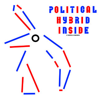 Political Hybrid Inside Elephant Donkey Humor