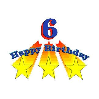 Happy Birthday 6-year-old