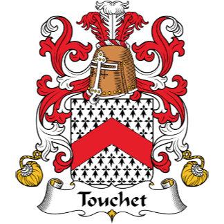 Touchet Family Crest