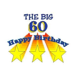 Happy Birthday 60-year-old