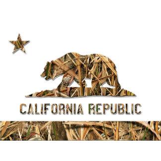California Bear Camo