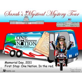 Sarah Mystery Tour