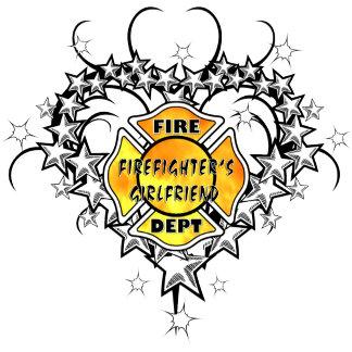 Firefighter's Girlfriend Tattoo