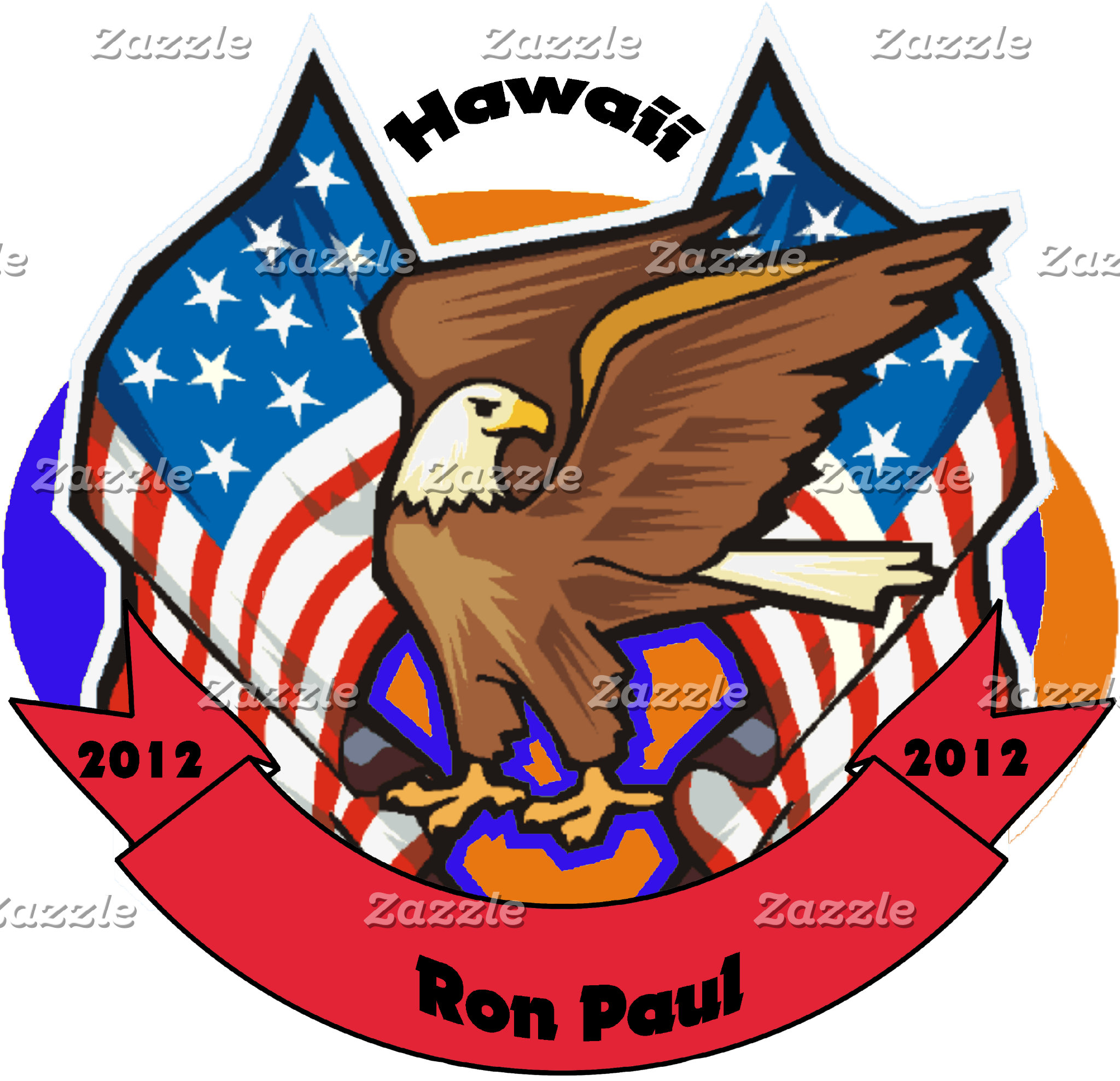 Hawaii for Ron Paul