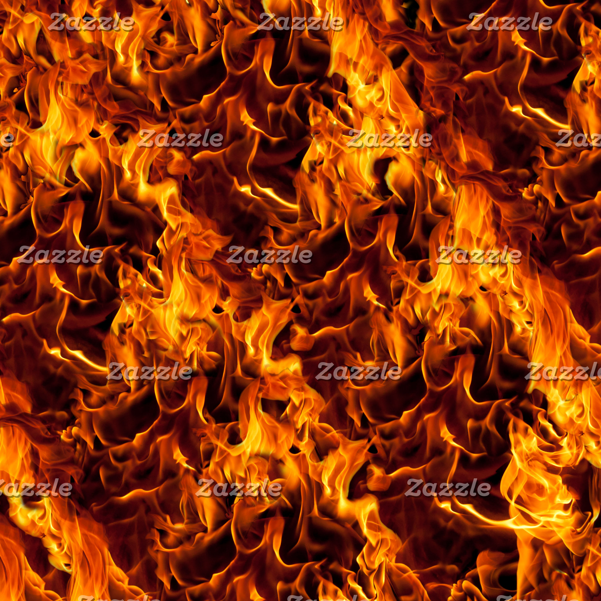 Fire / Flame Pattern