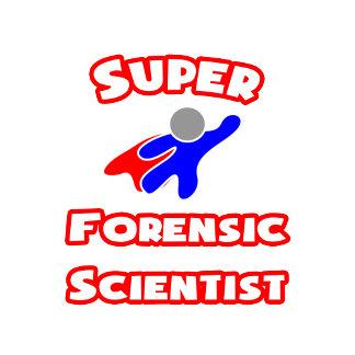 Super Forensic Scientist