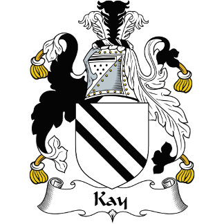 Kay Family Crest