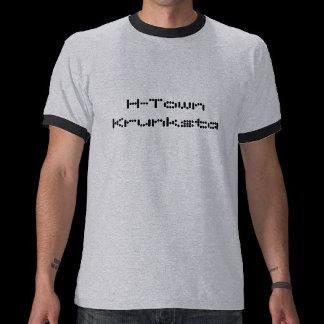 H=Town  Krunksta Shirts