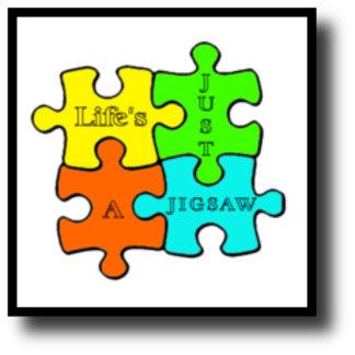 Life's Just A Jigsaw