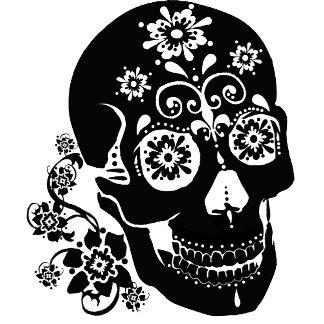 Classic Sugar Skull II