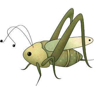 Clyde the Grasshopper
