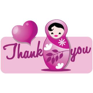 Babushka Thank you