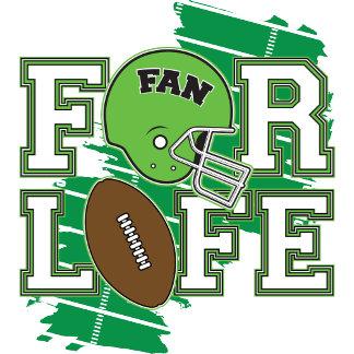Football Fan Green