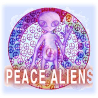 Peace Aliens