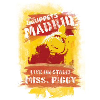 Live on Stage! Miss Piggy