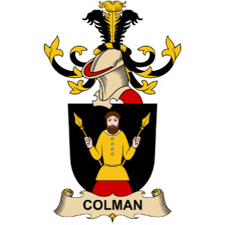 Colman Coat of Arms