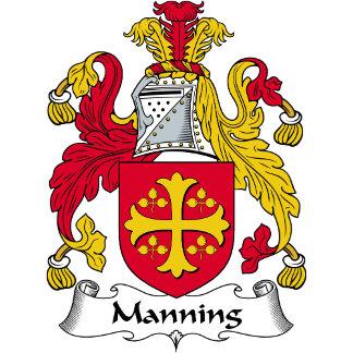 Manning Family Crest
