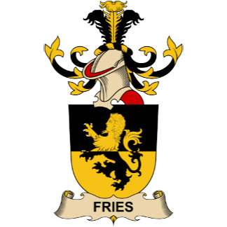 Fries Coat of Arms