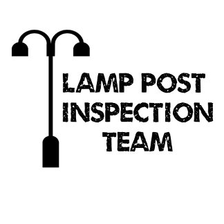 Lamp Post Inspection Team