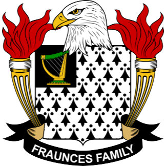 Fraunces Coat of Arms