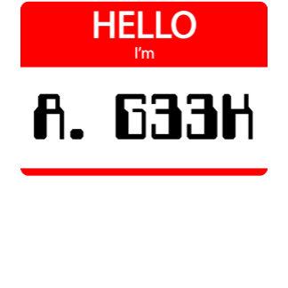 G33K Name Tag