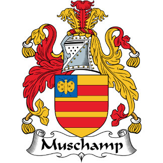 Muschamp Coat of Arms