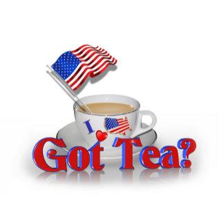 Patriotic and Tea Party
