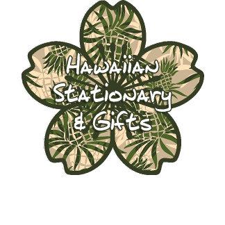 Hawaiian Stationary and Gifts