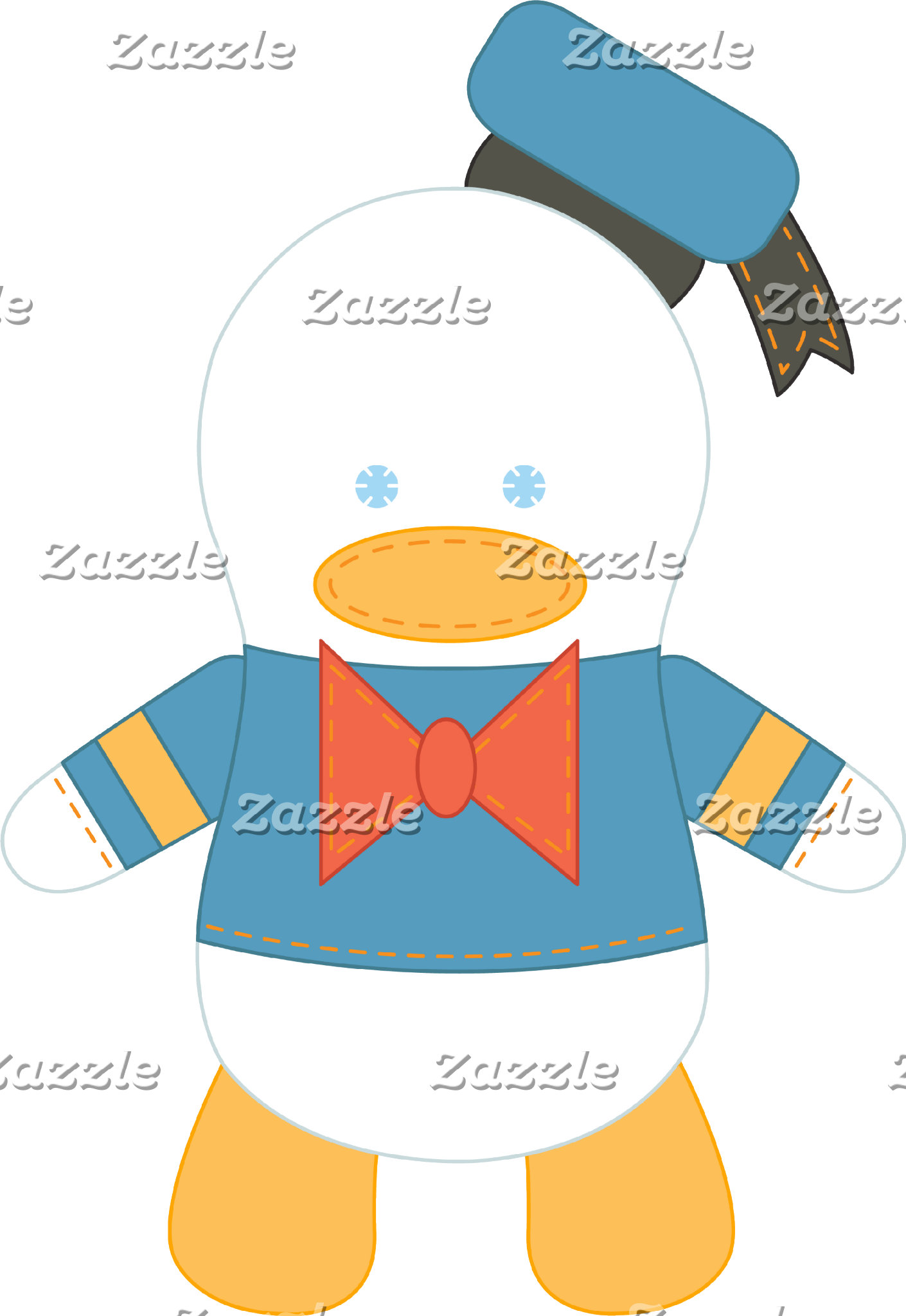Donald Duck | Pook-a-Looz