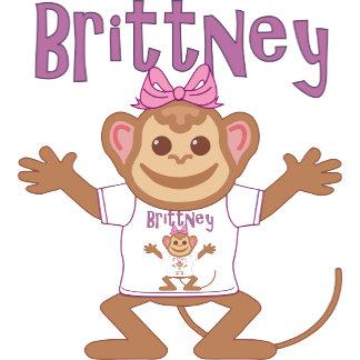 Little Monkey Brittney