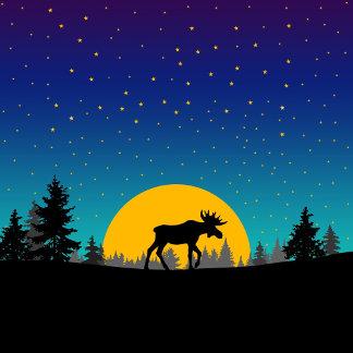 Moose Moon