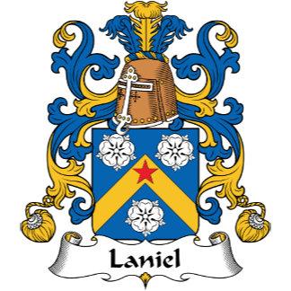 Laniel Family Crest