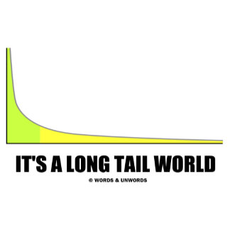 It's A Long Tail World Graph