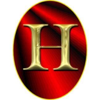 Letter H Monograms