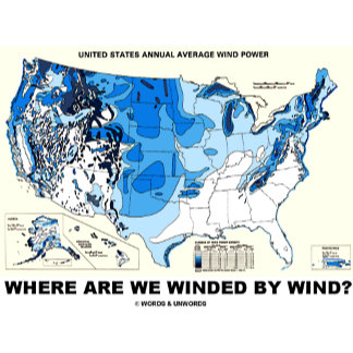 Where Are We Winded By Wind? (Renewable Energy)