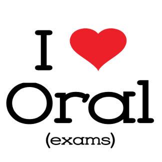 I Love Oral (exams)