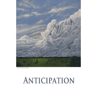 Anticipation - Surreal Clouds
