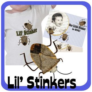 Lil' Stinker Bugs
