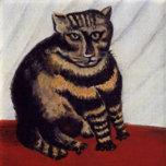 The Tiger Cat - Henri Rousseau