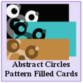Abstract Circles Collection