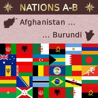 Nations A-B